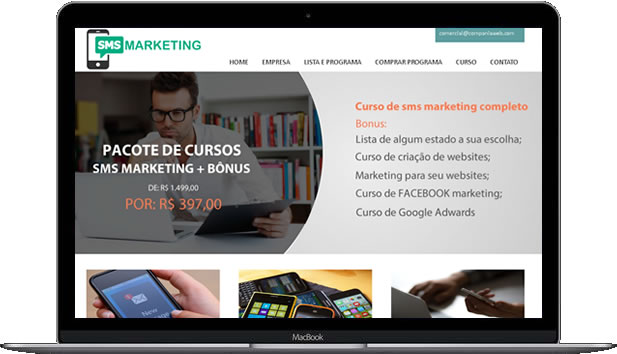 Lista SMS Marketing