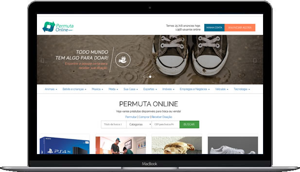 Permuta Online